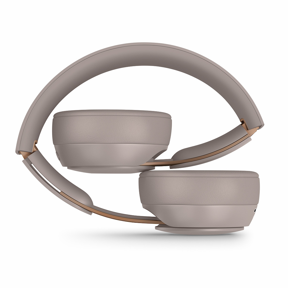 Solo Pro Wireless Noise Cancelling 헤드폰 - 그레이 (MRJ82ZP/A)