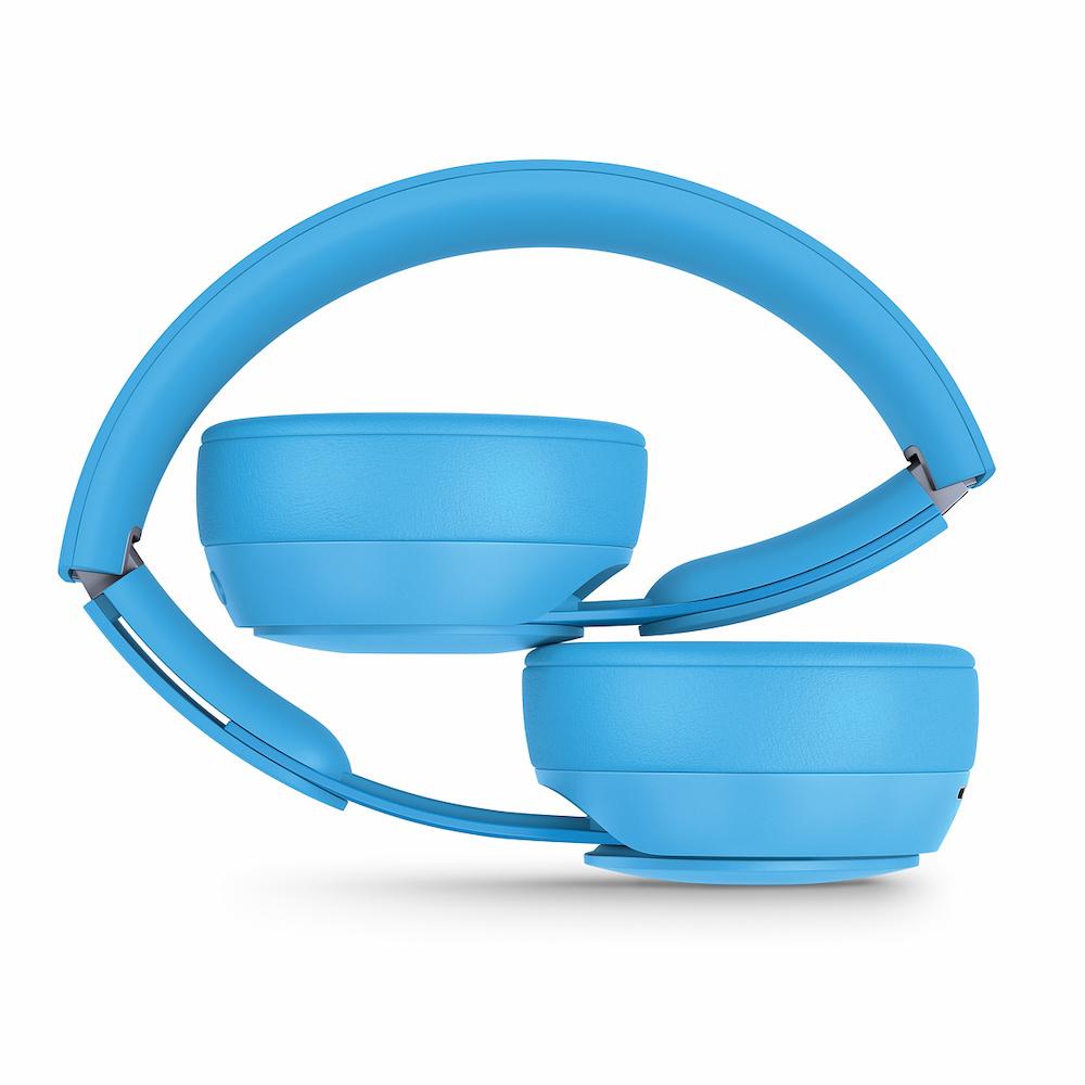 Solo Pro Wireless Noise Cancelling 헤드폰 - 연청색 (MRJ92ZP/A)
