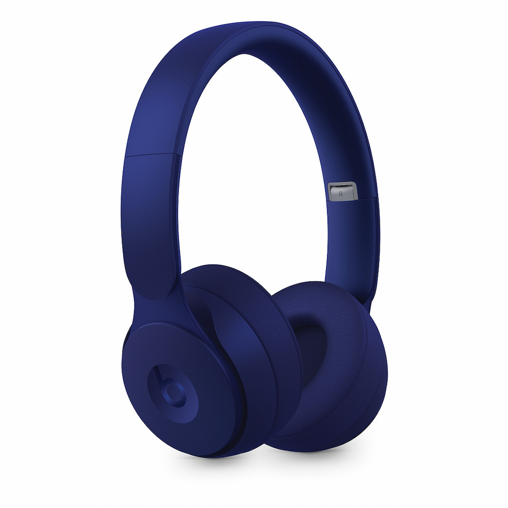 Solo Pro Wireless Noise Cancelling 헤드폰 - 암청색 (MRJA2ZP/A)