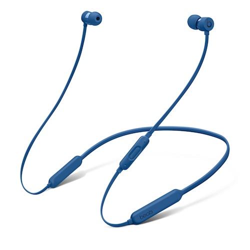 BeatsX 이어폰 - 블루 (MLYG2PA/A)