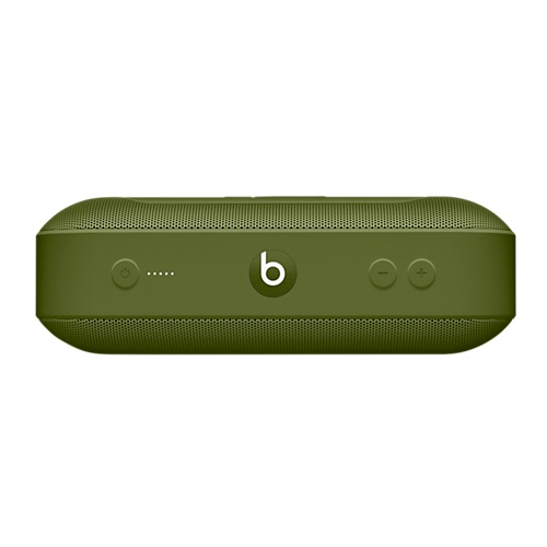 Beats Pill+ 스피커 - Neighborhood Collection - 아미 그린
