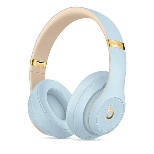 Beats Studio3 Wireless 헤드폰 Beats Skyline Collection - 크리스탈 블루