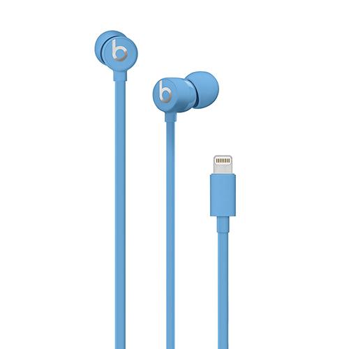 urBeats3 Lightning 커넥터 이어폰 - 블루 (MUHT2ZP/A)