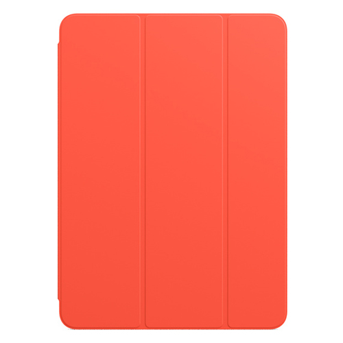 11형 iPadPro(3세대)용 Smart Folio - 일렉트릭오렌지 (MJMF3FE/A)