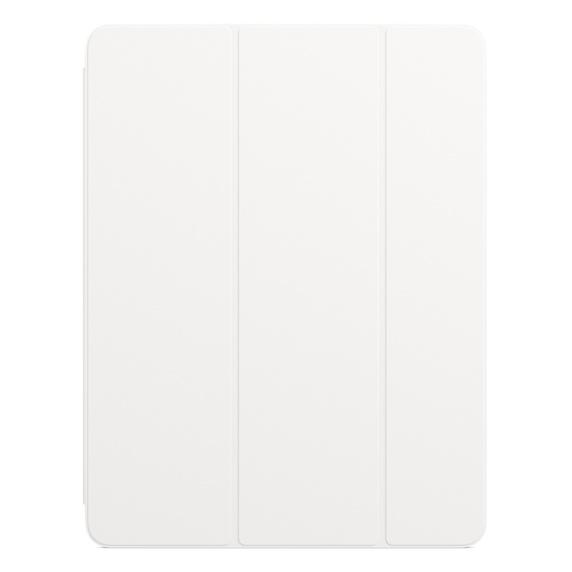 12.9형 iPadPro(5세대)용 Smart Folio - 화이트 (MJMH3FE/A)