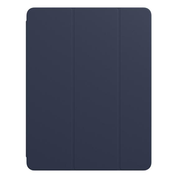 12.9형 iPadPro(5세대)용 Smart Folio - 딥 네이비 (MJMJ3FE/A)