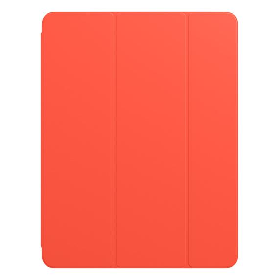 12.9형 iPadPro(5세대)용 Smart Folio - 일렉트릭오렌지 (MJML3FE/A)