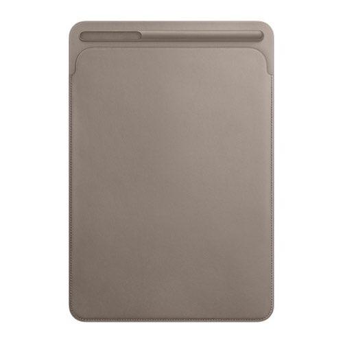 10.5형 iPad Pro용 가죽 슬리브 - 토프 (MPU02FE/A)