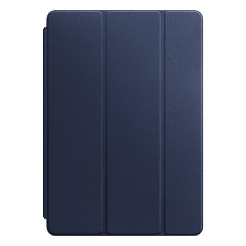 12.9형 iPad Pro용 가죽 Smart Cover - 미드나이트블루 (MPV22FE/A)