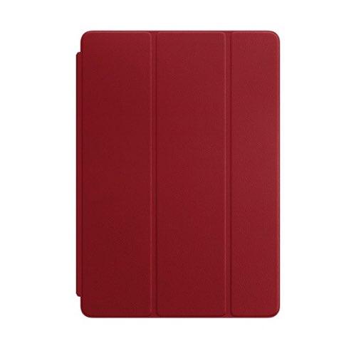 10.5형 iPad Pro용 가죽 Smart Cover - (PRODUCT)RED (MR5G2FE/A)