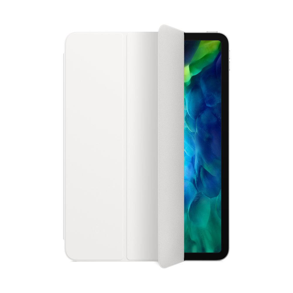 11형 iPadPro(2세대)용 Smart Folio - 화이트 (MXT32FE/A)