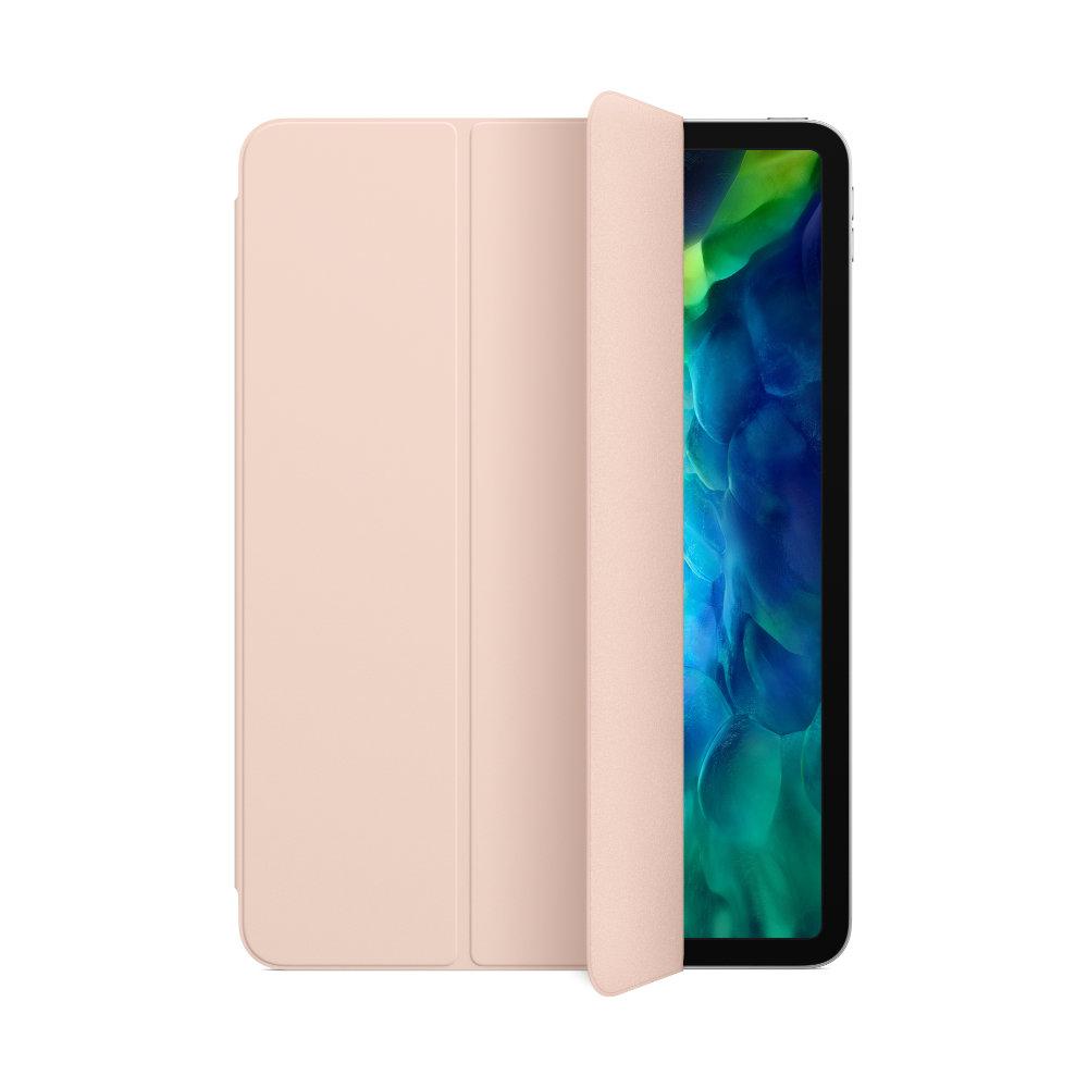11형 iPadPro(2세대)용 Smart Folio - 핑크 샌드 (MXT52FE/A)
