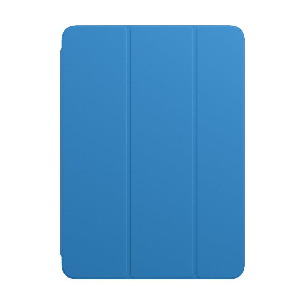 11형 iPadPro(2세대)용 Smart Folio - 서프 블루 (MXT62FE/A)