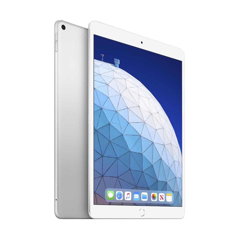iPad Air 2019년형 Wi-Fi+ Cellular 256GB 실버 (MV0P2KH/A)