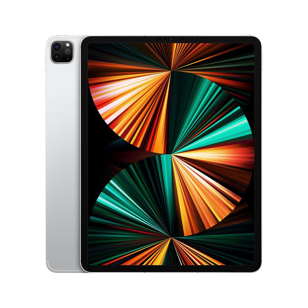 12.9형 iPad Pro 5세대 Wi-Fi+Cellular 128G 실버 (MHR53KH/A)