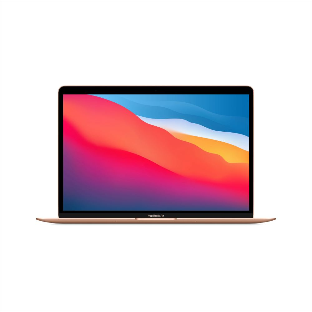 MacBook Air 2020년형 Apple M1 칩(8코어 CPU 및 7코어 GPU)/256GB/Touch ID (MGND3KH/A) - 골드