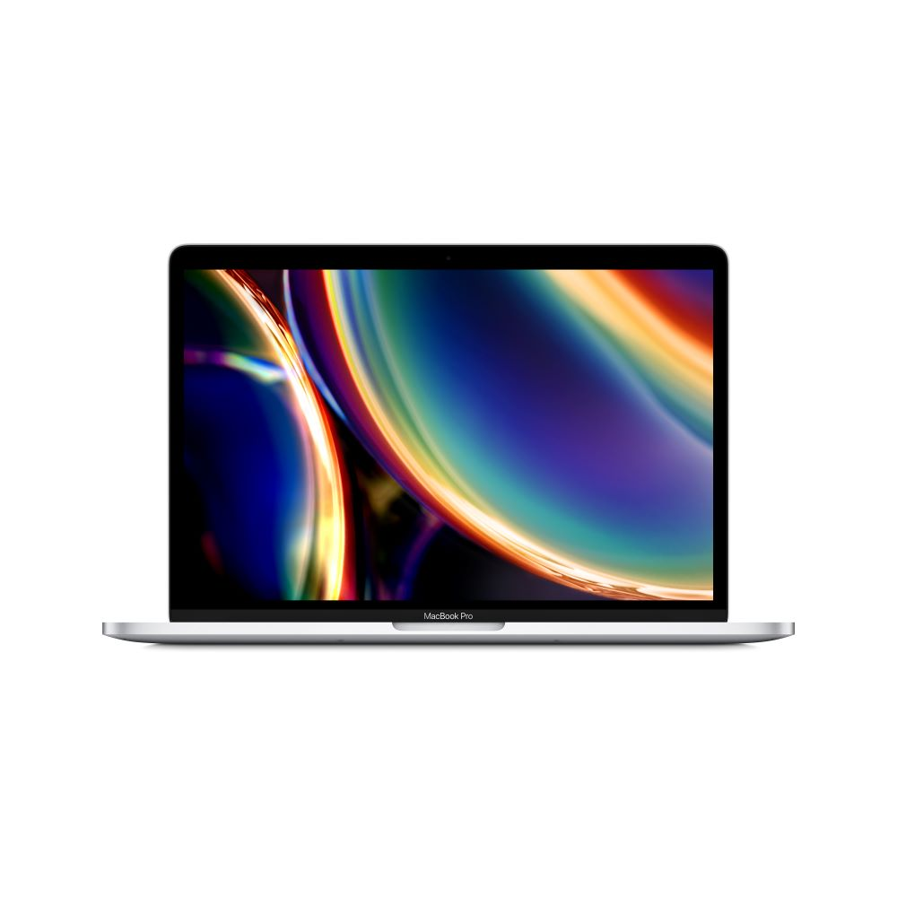 MacBook Pro 2020년형 13형 1.4GHz 쿼드 코어/512GB/Touch Bar 및 Touch ID (MXK72KH/A) - 실버