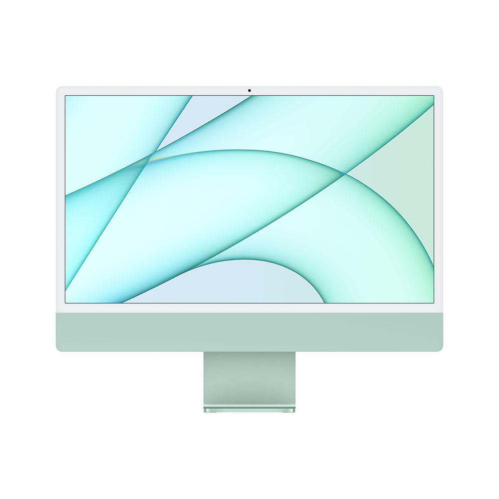 iMac 24형 Apple M1 칩(8코어 CPU 및 7코어 GPU)/256GB/Retina 4.5K 그린 (MJV83KH/A)