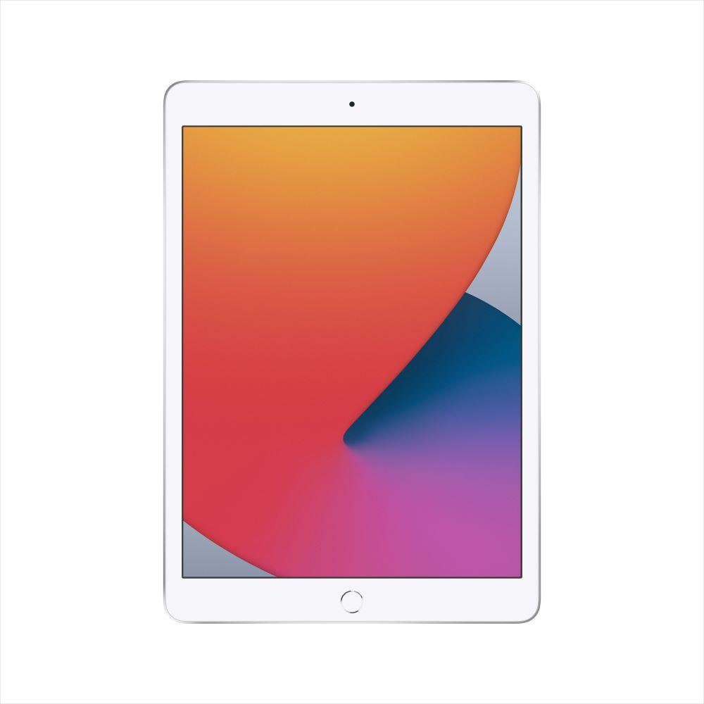 10.2형 iPad 2020년형 Wi-Fi 32GB 실버 (MYLA2KH/A)