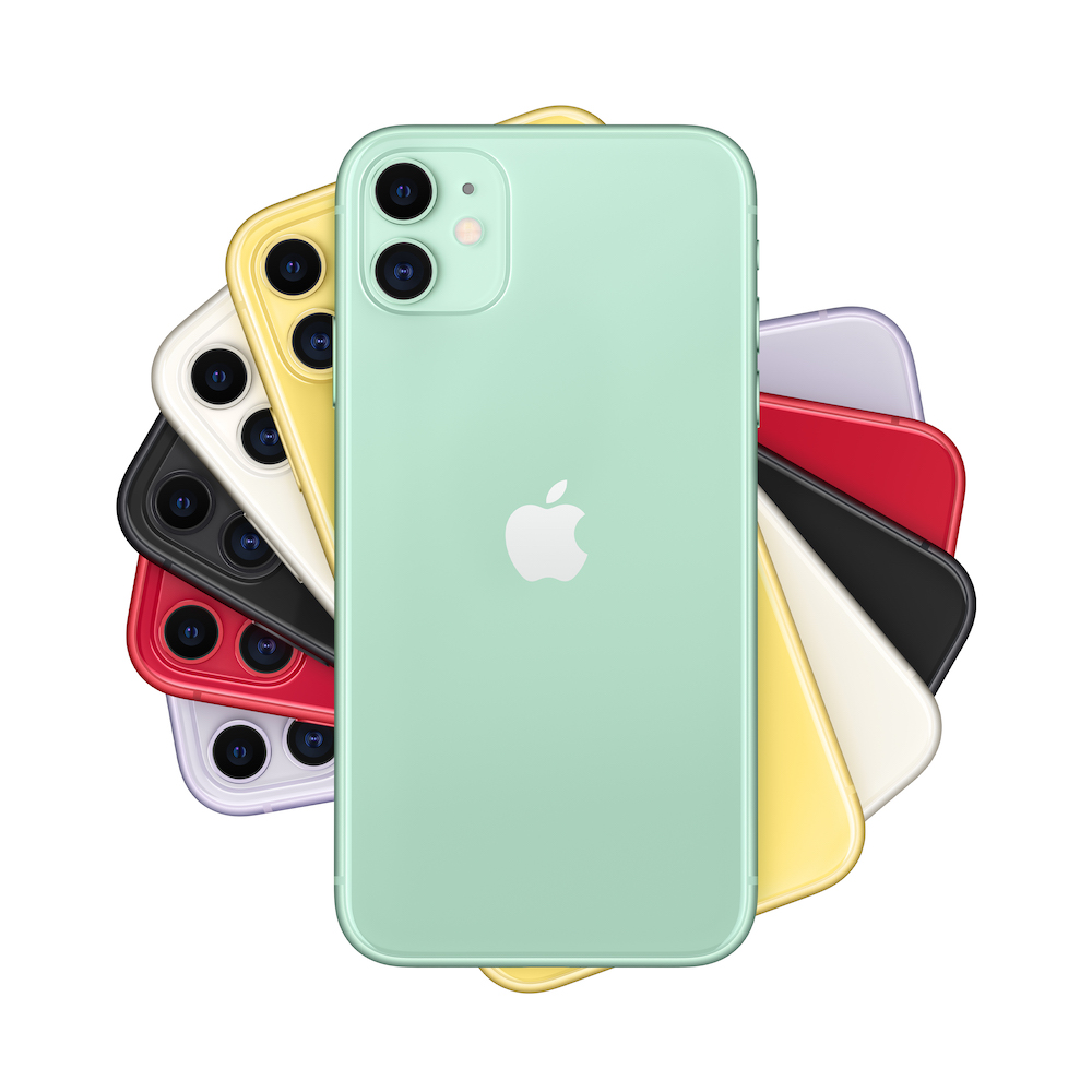 iPhone 11 256GB 그린 (MWMD2KH/A)