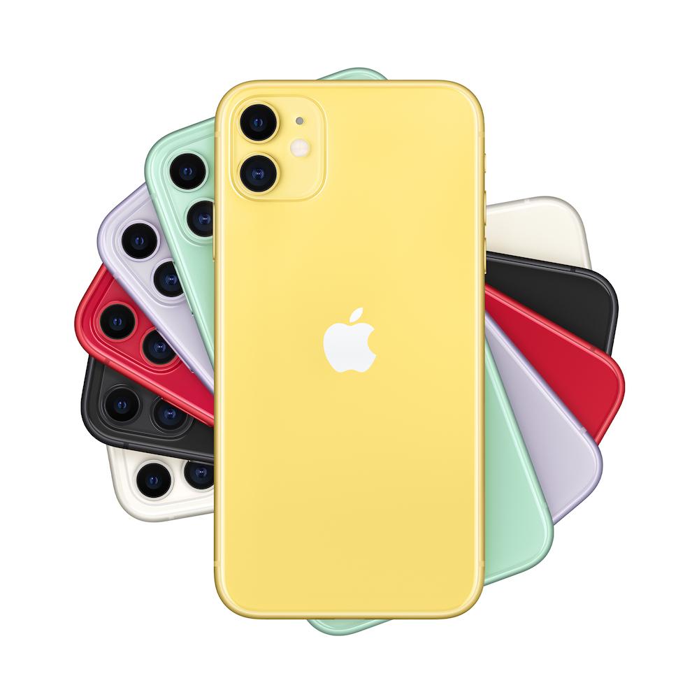 iPhone 11 256GB 옐로 (MWMA2KH/A)