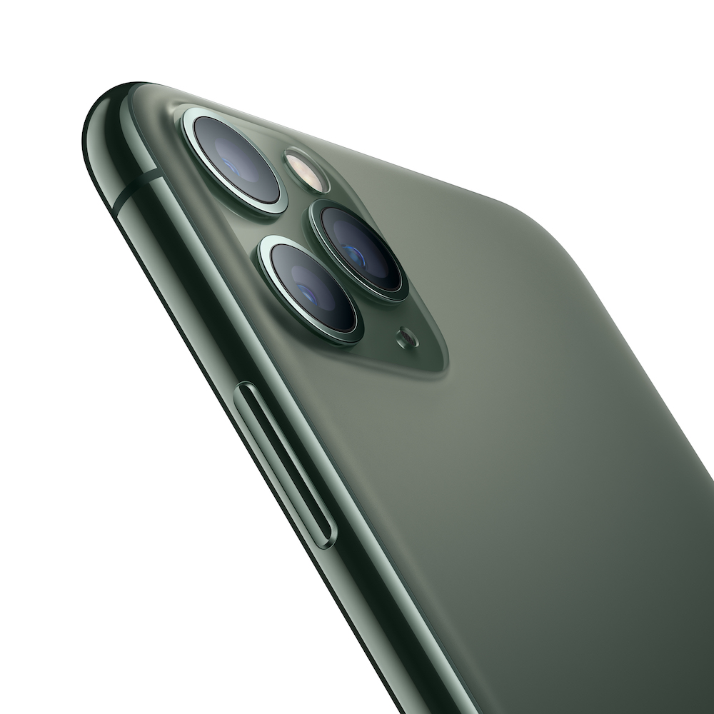 iPhone 11 Pro 512GB 미드나이트 그린 (MWCG2KH/A)